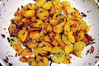Opas Bratkartoffeln 20
