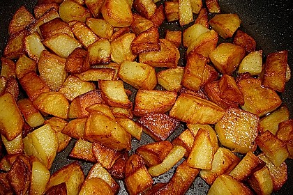 Opas Bratkartoffeln 8