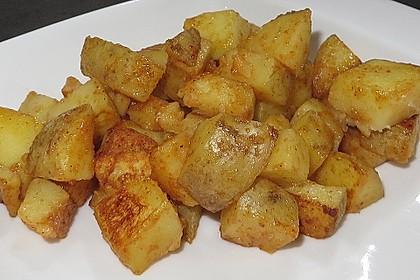 Opas Bratkartoffeln 11