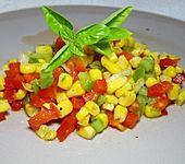 Paprika - Mais - Salat (Bild)