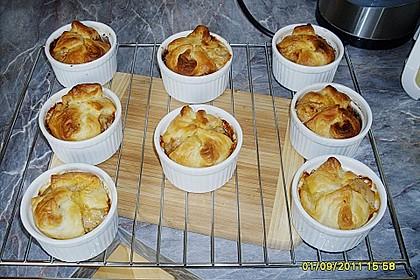 Blätterteig - Hackfleisch - Muffins 7