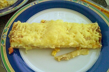 Chicken Enchiladas 5
