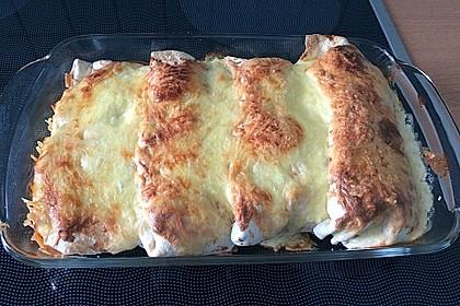 Chicken Enchiladas 4