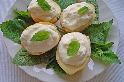 Frozen Joghurt 'Zitrone' 1