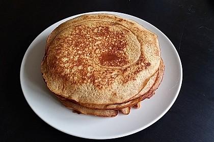 Pfannkuchen mit Hafermilch 16