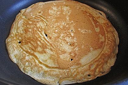 Pfannkuchen mit Hafermilch 10