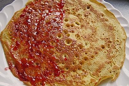 Pfannkuchen mit Hafermilch 6