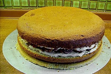 Mokka - Schokolade - Torte 1