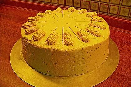Mokka - Schokolade - Torte