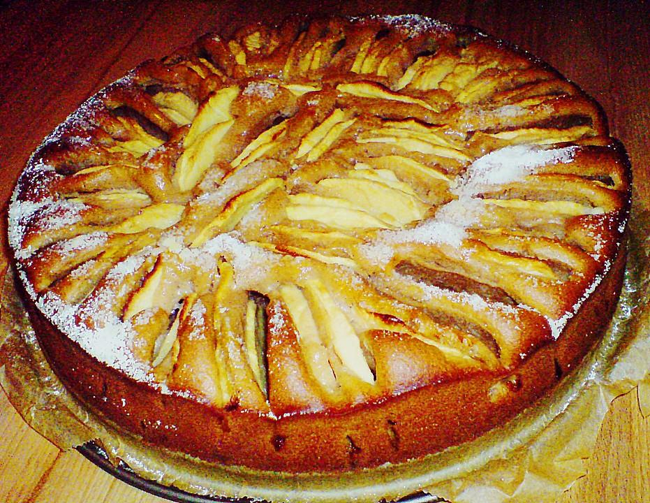 Apfelkuchen Ohne Milch Von Sofi Chefkoch De