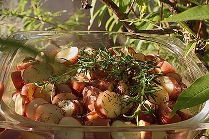 Toskana - Kartoffeln 2