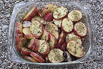 Toskana - Kartoffeln 5