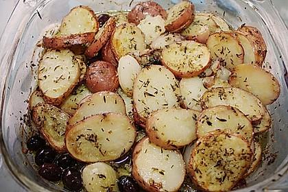 Toskana - Kartoffeln 4