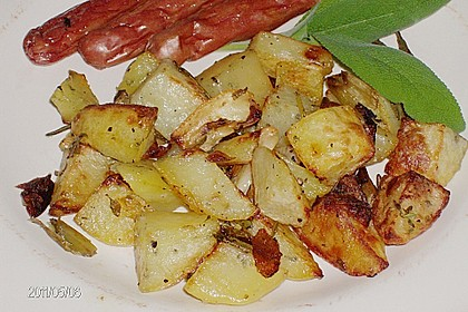 Toskana - Kartoffeln 11