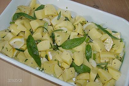 Toskana - Kartoffeln 7