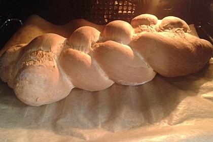 Süßer Hefeteig - von einer Bäckerin bekommen 67