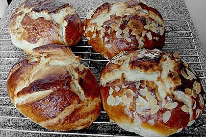 Süßer Hefeteig - von einer Bäckerin bekommen 43