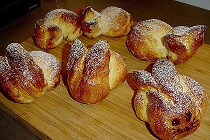 Süßer Hefeteig - von einer Bäckerin bekommen 26
