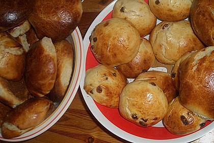 Süßer Hefeteig - von einer Bäckerin bekommen 37