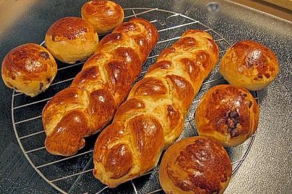 Süßer Hefeteig - von einer Bäckerin bekommen 29