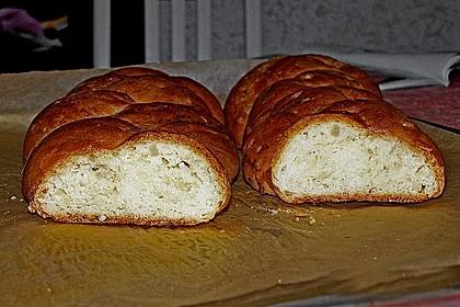 Süßer Hefeteig - von einer Bäckerin bekommen 47