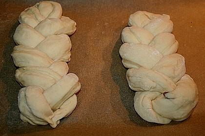 Süßer Hefeteig - von einer Bäckerin bekommen 57