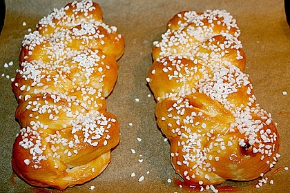 Süßer Hefeteig - von einer Bäckerin bekommen 17