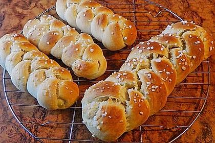 Süßer Hefeteig - von einer Bäckerin bekommen 6