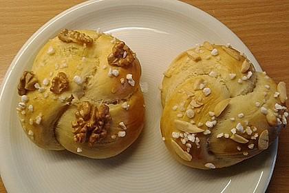 Süßer Hefeteig - von einer Bäckerin bekommen 32