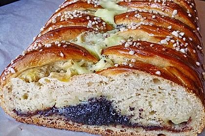 Süßer Hefeteig - von einer Bäckerin bekommen 5