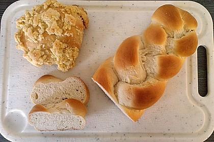 Süßer Hefeteig - von einer Bäckerin bekommen 30