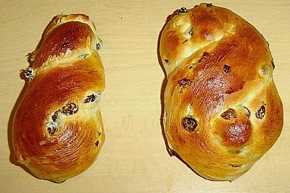 Süßer Hefeteig - von einer Bäckerin bekommen 14