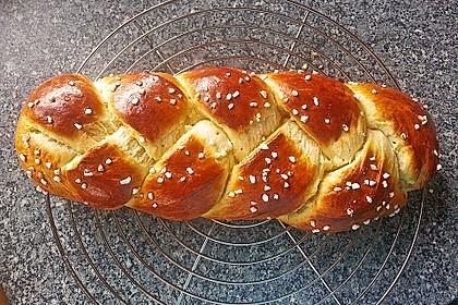 Süßer Hefeteig - von einer Bäckerin bekommen 3