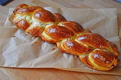 Süßer Hefeteig - von einer Bäckerin bekommen 45