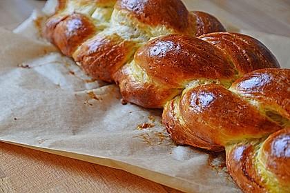 Süßer Hefeteig - von einer Bäckerin bekommen 22