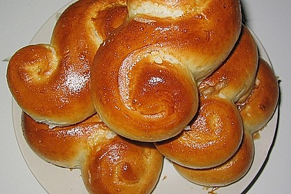 Süßer Hefeteig - von einer Bäckerin bekommen 13