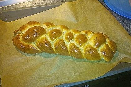 Süßer Hefeteig - von einer Bäckerin bekommen 12