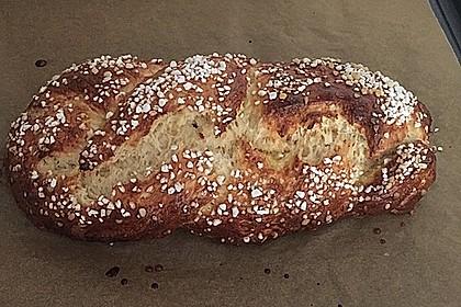 Süßer Hefeteig - von einer Bäckerin bekommen 34