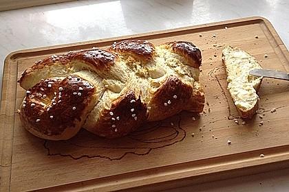 Süßer Hefeteig - von einer Bäckerin bekommen 4