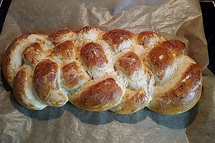 Süßer Hefeteig - von einer Bäckerin bekommen 69