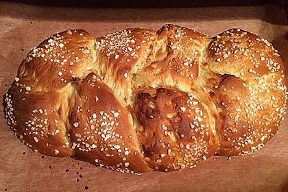Süßer Hefeteig - von einer Bäckerin bekommen 11