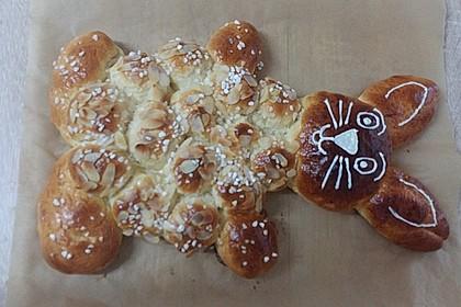 Süßer Hefeteig - von einer Bäckerin bekommen 7