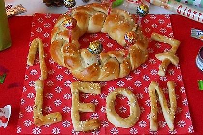 Süßer Hefeteig - von einer Bäckerin bekommen 41