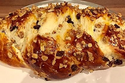 Süßer Hefeteig - von einer Bäckerin bekommen 16