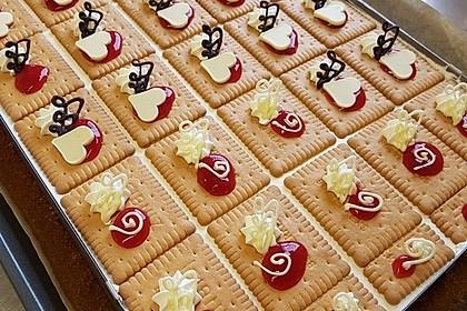 Rote Grütze Kuchen 2