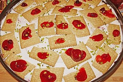 Rote Grütze Kuchen 19