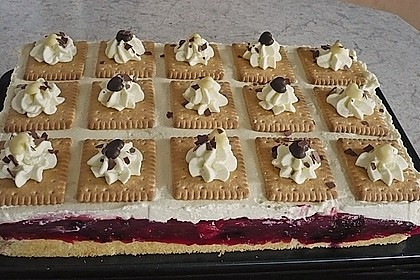 Rote Grütze Kuchen 66