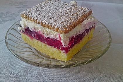 Rote Grütze Kuchen 13