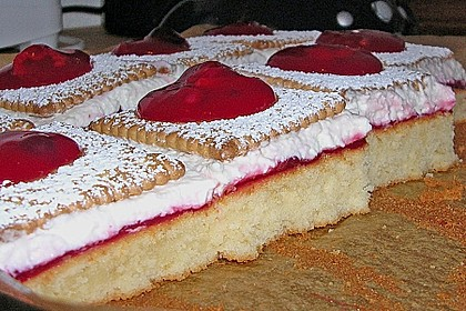 Rote Grütze Kuchen 18