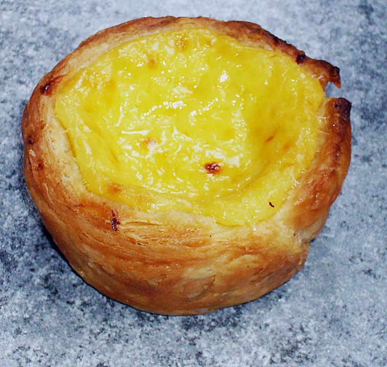Portugiesische Puddingtortchen Von Barcelona2002 Chefkoch De